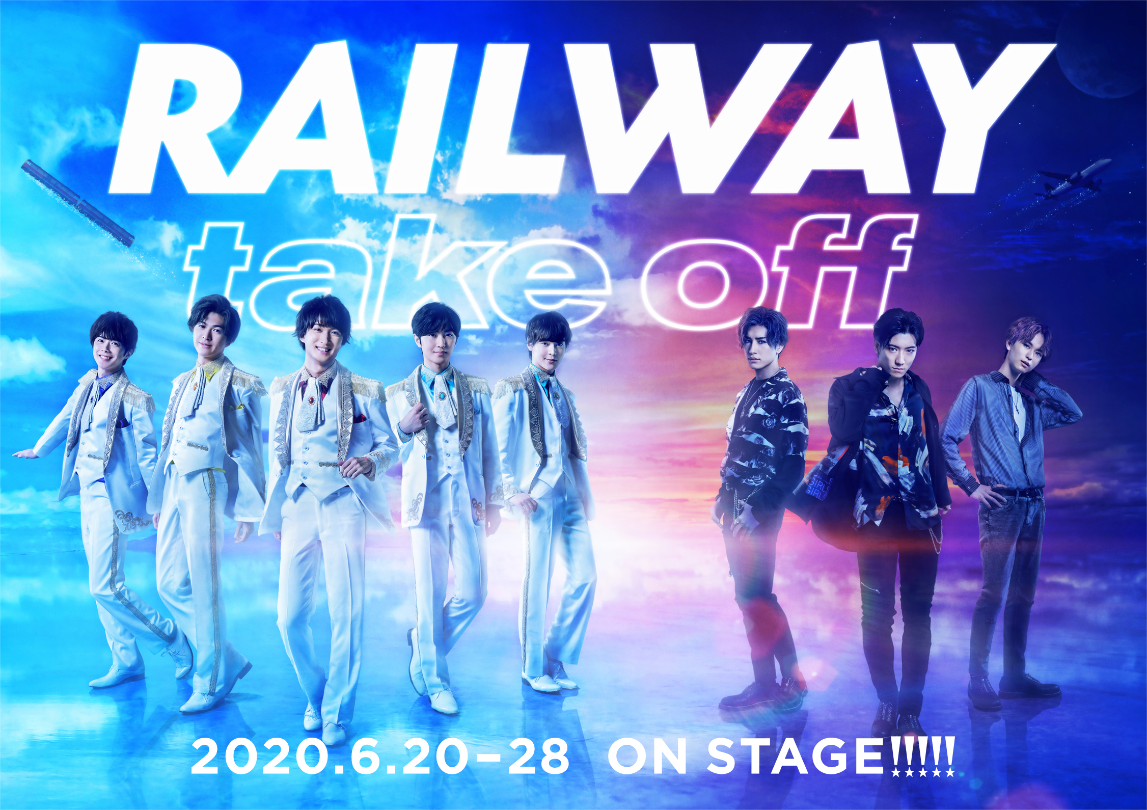 2020.6.20-28 ON STAGE!!!!!